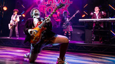 School of Rock - Alex Brightman in the Broadway production by Matthew Murphy
