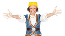 CBeebies Prom - Gemma Hunt, from Swashbuckle