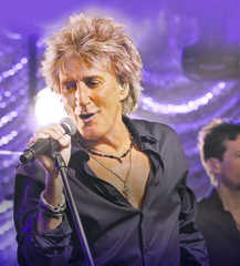 Rod Stewart, photo (c) Doug Sonders