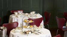 Victorian Afternoon Tea at The V&A Museum