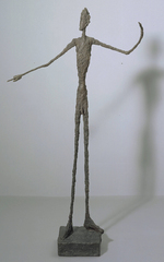Alberto Giacometti - Alberto Giacometti, 1901-1966, Man Pointing 1947 © The Estate of Alberto Giacometti