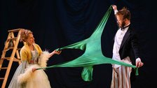 Peter Pan by Steve Tanner