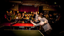 NYE Ping Pong Party