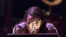 June in London 2020 - Kate O'Flynn in The Glass Menagerie. Photo: Johan Persson
