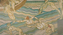 Queer British Art - Duncan Grant, Bathing, 1911 (c) Tate