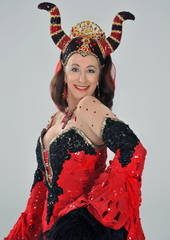 Maureen Lipman in Sleeping Beauty