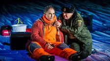 Nice Fish - Jim Lichtscheidl and Mark Rylance by Teddy Woolf