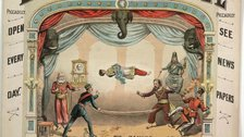 Victorian Entertainments: There Will Be Fun - Photo credit: British Library