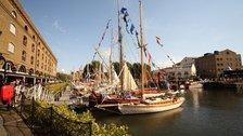 St Katharine Docks Classic Boat Festival - Photo by Jesper Mattias