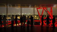 Bonfire Night at the ArcelorMittal Orbit