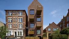 Open House London - Barretts Grove, Stoke Newington, Amin Taha Architects