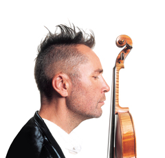 Nigel Kennedy by Rankin