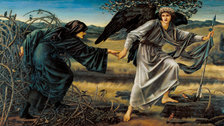 Burne-Jones - Sir Edward Burne-Jones Love and the Pilgrim by Tate