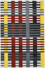 Anni Albers - Study for an unexecuted wallhanging 1926 by 2017 The Josef and Anni Albers Foundation/Artists Rights Society (ARS)