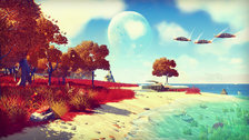 Videogames - No Man's Sky, 2016 © Hello Games