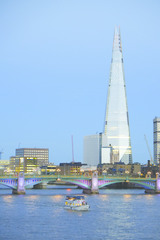 Renzo Piano - Renzo Piano, The Shard, London Bridge Tower and London Bridge Place, London, 2012 © William Matthews