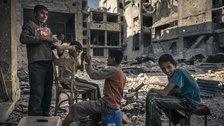 Sergey Ponomarev: A Lens on Syria - (c) Sergey Ponomarev