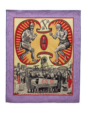 Grayson Perry: The Most Popular Art Exhibition Ever! - Grayson Perry Death of a Working Hero, 2016(c)The Artist,Paragon Press&Victoria Miro