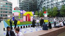 The London Design Festival - Villa Walala