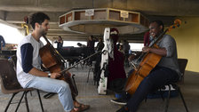 Proms At: Bold Tendencies Multi-Storey Car Park, Peckham by BBC / Mark Allan