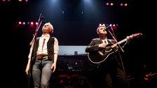 The Simon & Garfunkel Story - Photo by Jacqui Wilson