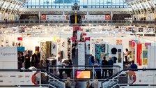 New Designers Exhibition Part Two - New Designers - Business Design Centre (c) Mark Cocksedge 2016