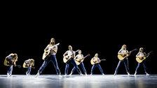 Iceland Dance Company: Sacrifice by Jonatan Gretarsson