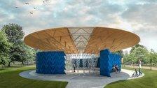 Serpentine Pavilion 2017: Designed by Francis Kere by Kéré Architecture
