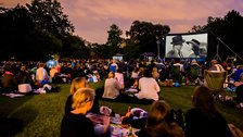 London Outdoor Film Screenings