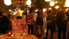 Peroni Ambra: The Terrace - Photo by Vicki Forde