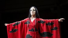 Royal Opera: Turandot - Lise Lindstrom as Turandot by ROH/Tristram Kenton