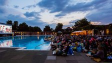 Luna Cinema: Brockwell Lido: Jaws