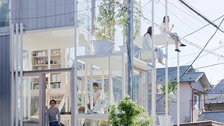 The Japanese House: Architecture and Life After 1945 - Sou Fujimoto Architects. House NA, Tokyo, Japan, 2011. Photo by Iwan Baan