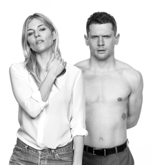 Sienna Miller and Jack O'Connell star in Cat On A Hot Tin Roof by Charlie Gray
