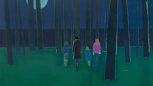 The London Original Print Fair - Tom Hammick, Terrestrial, 2017 by Courtesy Flowers Gallery