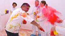House of Holi by Johnny Stephens Photography