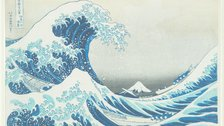 Beyond the Great Wave by The Trustees of the British Museum