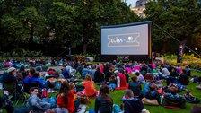The Luna Cinema: Victoria Embankment Gardens: The Princess Bride