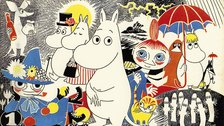 Moomin Adventures by Moomin Characters