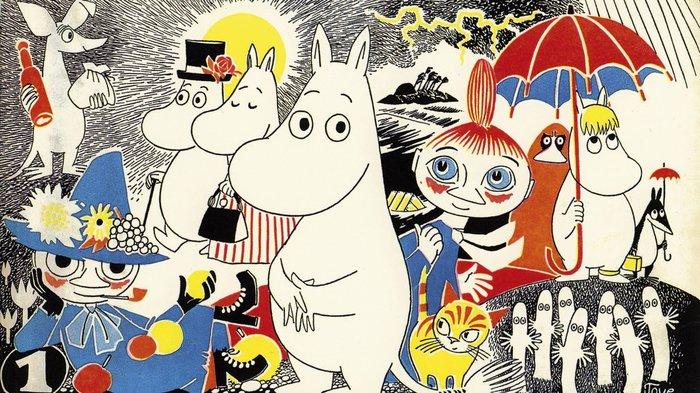 Moomin Adventures