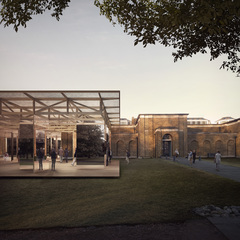 Dulwich Pavilion, IF_DO - London Festival of Architecture by Forbes Massie