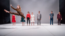 Scottish Dance Theatre: Dreamers TuTuMucky by Brian Hartley