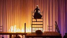 Jane Eyre - Nadia Clifford (Jane Eyre) National Theatre Jane Eyre Tour 2017. Photo by Brinkhoff Mogenburg