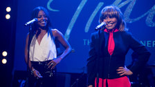 Tina - Adrienne Warren makes her West End stage debut as Tina