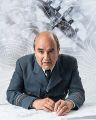 Pressure - David Haig stars as Group Captain James Stagg in Pressure