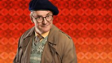 Some Mothers Do 'Ave 'Em - Joe Pasquale as Frank Spencer by Michael Wharley