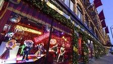 Dolce & Gabbana's Christmas Market