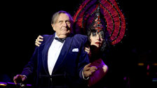 Barry Humphries: Weimar Cabaret by Brian Anderson / Getty Images