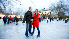 Hyde Park Winter Wonderland Ice Rink