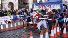 Great Christmas Pudding Race - Photo: Helena Marks